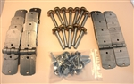 Todco Style Box Truck Roller and Hinge Kit