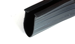 "3 1/8"" Garage Door Bottom Weatherstrip (1/4"" 'T' Style)"