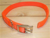 "1"" x 24"" Double Ply Collar w/ Buckle on End"