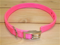 "1"" x 26"" Double Ply Collar w/ Buckle on End"