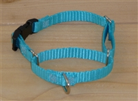 "3/8"" Martingale Collar w/ Release Buckle"