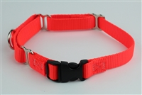 "3/4"" Martingale Collar w/ Release Buckle"