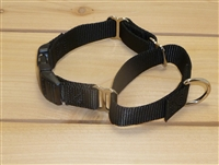 "1"" Martingale Collar w/ Release Buckle - Small"