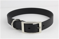 "1"" x 20"" Synthetic Leather Strap Collar"