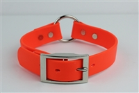 "1"" x 16"" Synthetic Leather Sports Collar"