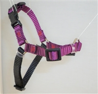 "3/8"" Extra Extra Small Front Clip Body Harness"
