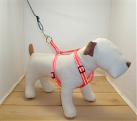 Reflective Small No Pull Harness Adj. to 22""