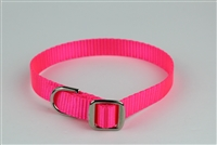"1/2"" x 12"" Slide Buckle Collar"