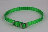 "1/2"" x 16"" Slide Buckle Collar"