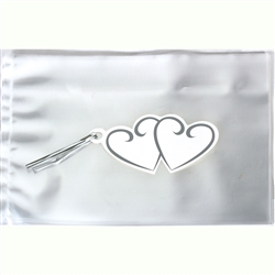 Hearts Write-On Tag and Cello Bag Kit