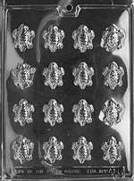 Tiny Turtles Chocolate Candy Mold