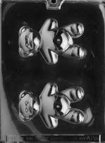 Belly Button Teddy Chocolate Candy Mold