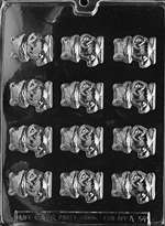 Bite Size Kittens Chocolate Candy Mold