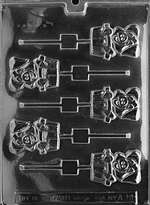 Pig In Tub Lolly Chocolate Candy Mold