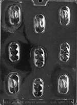 Mounds Assortment Chocolate Candy Mold