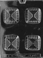 Dessert Cups Chocolate Candy Mold