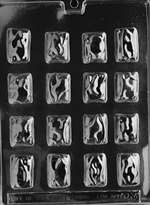 Heath Type Bars Chocolate Candy Mold