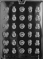 Tasters Choice Chocolate Candy Mold