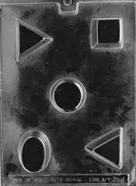 Petite Fours Chocolate Candy Mold