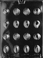 Bite Size Pieces Chocolate Candy Mold