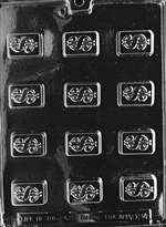 Bite Size Dollar Sign ($) Chocolate Candy Mold