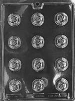 Rose Bon-Bon Chocolate Candy Mold