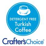 Crafters Choice Detergent Free Turkish Coffee Melt & Pour Soap Base