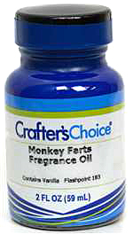 Monkey Farts Fragrance Oil 2 oz. (95)