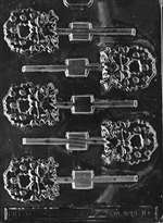 Wreath Lolly Chocolate Candy Mold