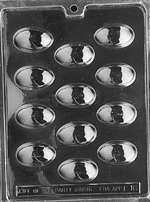 Medium/Large Eggs Chocolate Candy Mold