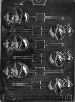 Chicken In Egg Lolly Chocolate Candy Mold