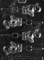 Duck Lolly Chocolate Candy Mold
