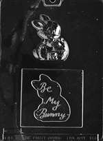 Be My Bunny Chocolate Candy Mold
