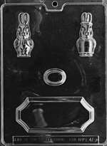 Easter Centerpiece Chocolate Candy Mold