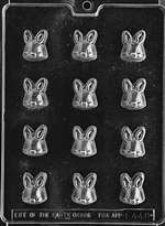 Bunny Head Bon-Bon Chocolate Candy Mold