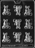 Baby Bunny Chocolate Candy Mold