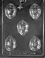 Flower Egg Chocolate Candy Mold