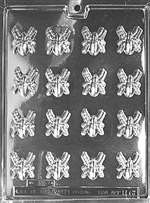 Bite Size Spiders Halloween Chocolate Candy Mold