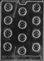 Bite Size Smile Chocolate Candy Mold