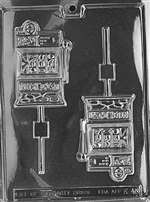 Slot Machine Lolly Chocolate Candy Mold