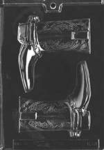 Boots For Specialty Box Chocolate Candy Mold