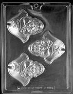Pirate Piece Chocolate Candy Mold