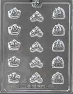 Princess Decos Crown Coach And Chocolate Candy Mold