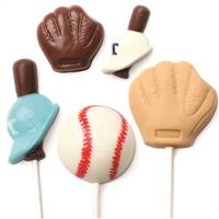 Assorted baseball cavities Chocolate Candy Mold