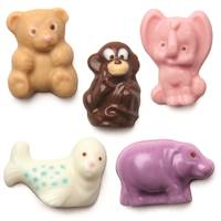 Assorted animals Chocolate Candy Mold