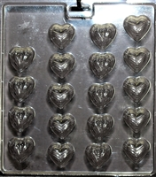 Bride and Groom Mini Heart Mold Wedding Marriage