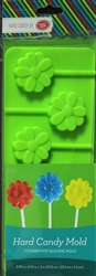 Flower Pop Silicone Mold for Hard Candy or Chocolate- 90 uniits