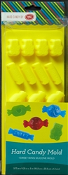 Sweet Minis Silicone Mold for Hard Candy or Chocolate- 90 units
