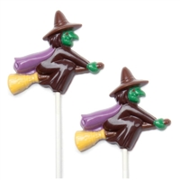 Witch Pops Mold Halloween