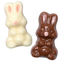 Mini Sitting Bunny Easter Mold